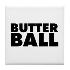 Butterball Tile Coaster