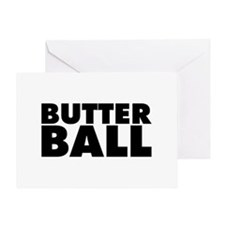 Butterball Greeting Card