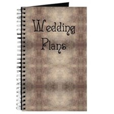 Antique Gothic Bridal / Wedding Journal
