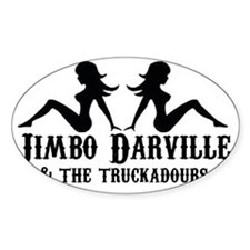 jimbo darville_logo_2girls_B Decal