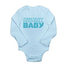 Fantasy Football Baby Body Suit