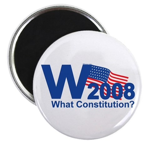 W 2008-What Constitution? Magnet