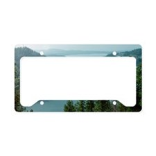 Coeur dAlene Lake License Plate Holder