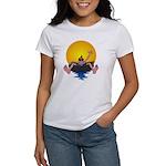 Tubing down the River Women's T-Shirt