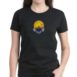 Tubing down the River Women's Dark T-Shirt