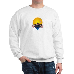 Tubing down the River Sweatshirt