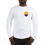 Tubing down the River Long Sleeve T-Shirt