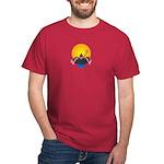 Tubing down the River Dark T-Shirt