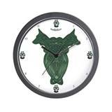 Celtic Dobe Wall Clock