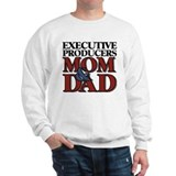 Executive Producers New Mom & Dad Sweatshirt