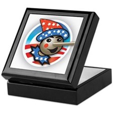 Obama Lied Keepsake Box