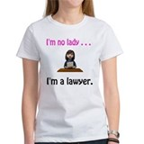 I'm No Lady - I'm A Lawyer