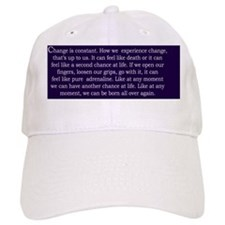 2-greyschangerect Cap