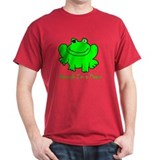 Senor Pirate Froggie T-Shirt