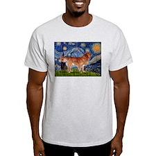 Starry Night Nova Scotia T-Shirt