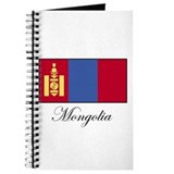 Mongolia - Flag Journal