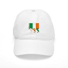 Soccer Ireland Baseball Cap