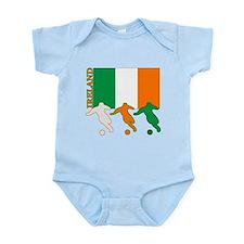 Soccer Ireland Infant Bodysuit
