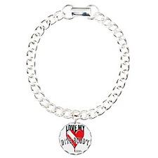 2-Love-My-Dive-Buddy Bracelet