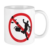disc golf Small Mug
