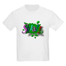 SPLAT! Artsy Kids T-Shirt