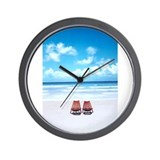 Cute Calm seas Wall Clock