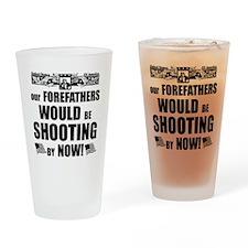 now finalx Drinking Glass