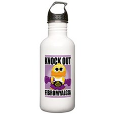 Knock-Out-Fibromyalgia Sports Water Bottle