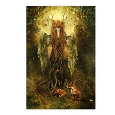 ForestSpirit Postcards (Package of 8)