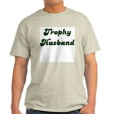 Trophy Boyfriend Ash Grey T-Shirt