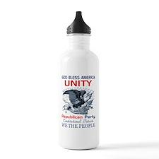 Republican Unity Water Bottle