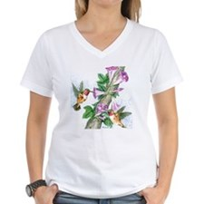 Humming Birds - Tile Shirt