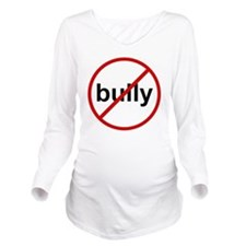 nobully Long Sleeve Maternity T-Shirt