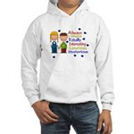 Always UNIQUE... Hooded Sweatshirt