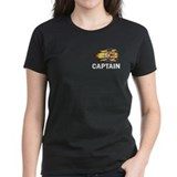 Fire Department Captain Tee