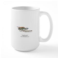 Shakespeare Musky Coffee Mug
