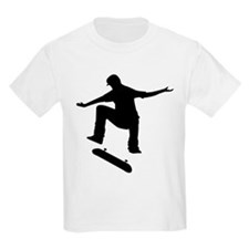 Skateboarding Kids T-Shirt