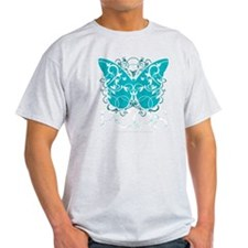 PCOS-Butterfly-BLK T-Shirt