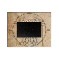 big_vitruv_clock Picture Frame