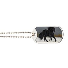 Shire Horse Dog Tags
