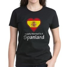 Happily Married Spaniard Tee