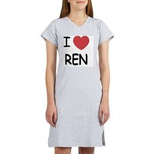 REN Women's Nightshirt