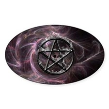 pentagram3_miniposter_12x18_fullble Decal