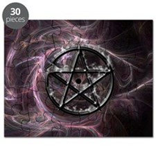 pentagram3_miniposter_12x18_fullbleed Puzzle