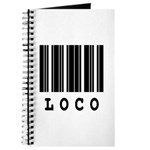 Loco Barcode Design Journal