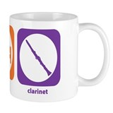 Eat Sleep Clarinet Small Mug