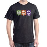 Eat Sleep Cymbals T-Shirt