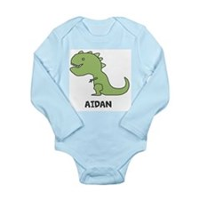 Personalized Dinosaur Body Suit