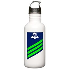 USCG-Rank-ANAST Water Bottle