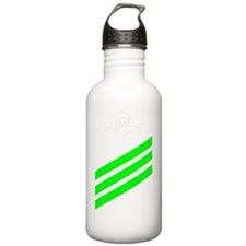USCG-Rank-ANAST-PNG Water Bottle